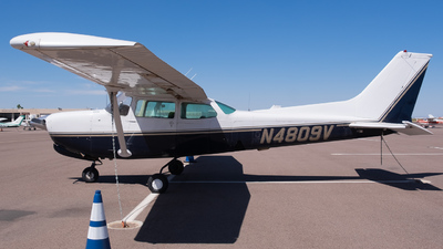 N4809V - Cessna 172RG Cutlass RG - Private