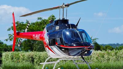 TI-BAT - Bell 206B JetRanger III - Helitours