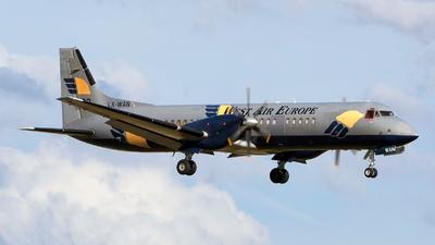 LX-WAN - British Aerospace ATP(F) - West Air Europe
