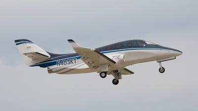 N403KT - Stratos 714 - Private