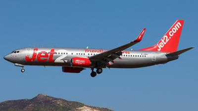 A picture of GJZBJ - Boeing 7378MG - Jet2 - © Joost Alexander