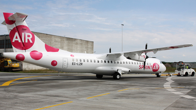 EC-LZR - ATR 72-202 - SprintAir