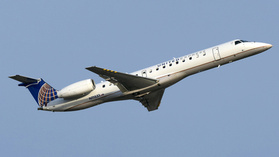 N11551 - Embraer ERJ-145LR - United Express (ExpressJet Airlines)