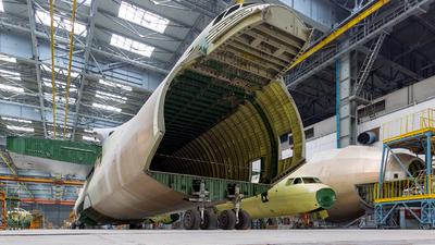 - Antonov An-225 Mriya - Antonov Design Bureau