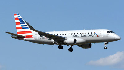 N271NN - Embraer 170-200LR - American Eagle (Envoy Air)
