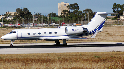 N546MG - Gulfstream G-IV - Private