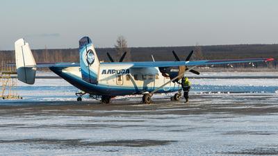 RA-41907 - Antonov An-38-100 - Alrosa Airlines