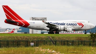 PH-MPS - Boeing 747-412(BCF) - Martinair Cargo