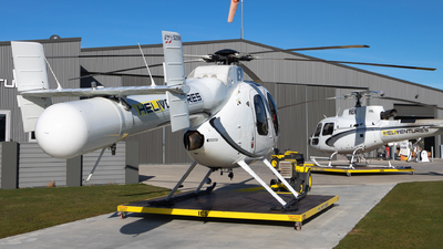 ZK-IET - MD Helicopters MD-520N - Heliventures