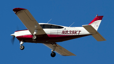 N839KT - Beechcraft C23 Sundowner - Private