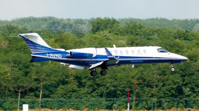 I-AVND - Bombardier Learjet 45 - Avionord