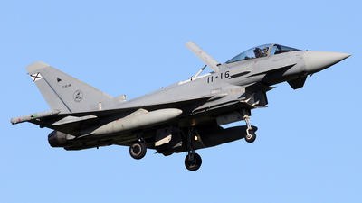 C.16-46 - Eurofighter Typhoon EF2000 - Spain - Air Force