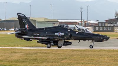 ZK033 - British Aerospace Hawk T.2 - United Kingdom - Royal Air Force (RAF)