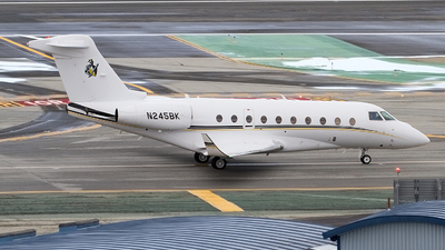 N245BK - IAI Gulfstream G280 - Private