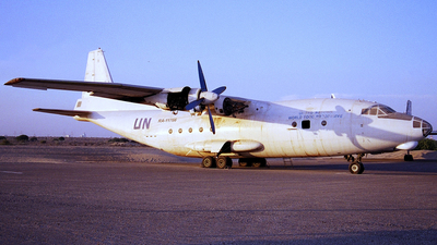 RA-11766 - Antonov An-12B - United Nations (UN)