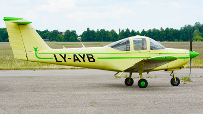 LY-AYB - Piper PA-38-112 Tomahawk - Private