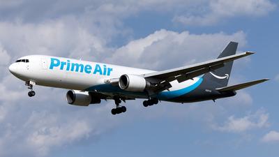 N307AZ - Boeing 767-338(ER)(BDSF) - Amazon Prime Air (Air Transport International)