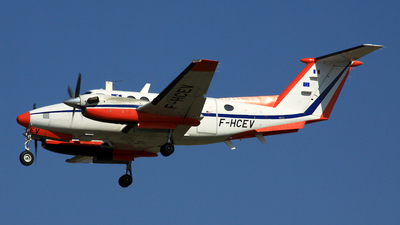 A picture of FHCEV - Beech B200GT Super King Air - ENAC Ecole Aviation Civile - © Michael Eaton