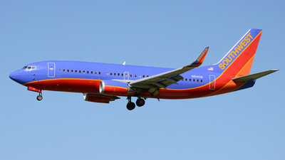N614SW - Boeing 737-3H4 - Southwest Airlines