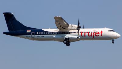 A picture of VTTMN - ATR 72500 - Trujet - © Aneesh Bapaye