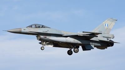 010 - Lockheed Martin F-16CJ Fighting Falcon - Greece - Air Force