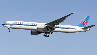 B-2049 - Boeing 777-31BER - China Southern Airlines