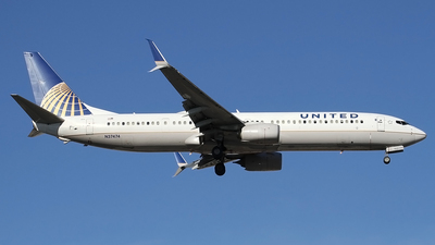 A picture of N37474 - Boeing 737924(ER) - United Airlines - © Philipp Schuetz