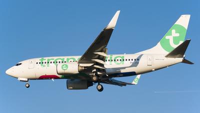 PH-XRD - Boeing 737-7K2 - Transavia Airlines