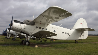 HA-MBO - PZL-Mielec An-2R - Private