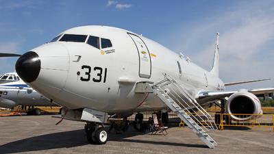 169331 - Boeing P-8A Poseidon - United States - US Navy (USN)