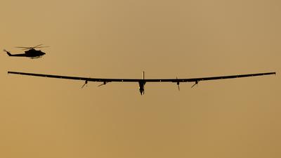 A picture of HBSIB - Solar Impulse 2 - [002] - © Daniel Guerra