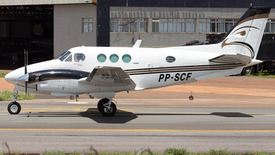 PP-SCF - Beechcraft C90 King Air - Private