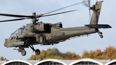 Q-29 - Boeing AH-64D Apache - Netherlands - Royal Air Force