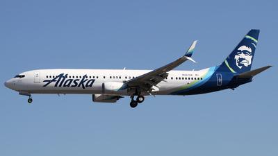 N267AK - Boeing 737-990ER - Alaska Airlines