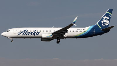 A picture of N306AS - Boeing 737990 - Alaska Airlines - © TOMBARELLI FEDERICO