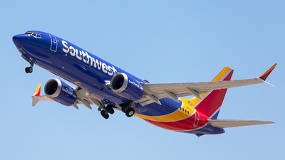 N8811L - Boeing 737-8 MAX - Southwest Airlines