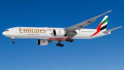A6-EPT - Boeing 777-31HER - Emirates