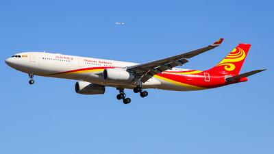 B-1096 - Airbus A330-343 - Hainan Airlines