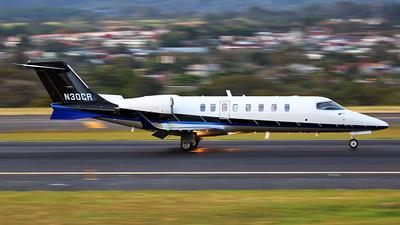N30CR - Bombardier Learjet 75 - Private