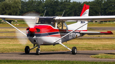 PH-MAF - Reims-Cessna F172N Skyhawk II - Mission Aviation Training Center (MATC)