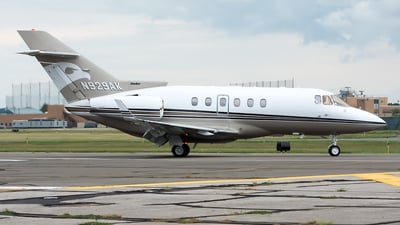 N929AK - Raytheon Hawker 800XP - Talon Air