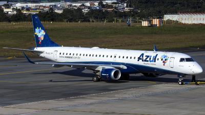 PR-AXJ - Embraer 190-200IGW - Azul Linhas Aéreas Brasileiras