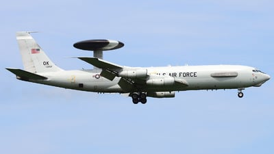 77-0352 - Boeing E-3B Sentry - United States - US Air Force (USAF)