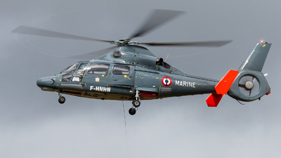 F-HNHN - Eurocopter AS 365N3 Dauphin - France - Navy
