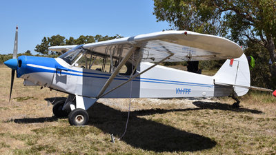 VH-FPF - Piper PA-18-150 Super Cub - Private