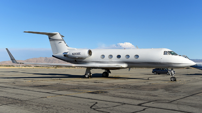 A picture of N343GC - Gulfstream III - [343] - © Rocky Wang