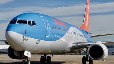 G-TAWN - Boeing 737-8K5 - Sunwing Airlines (TUI)