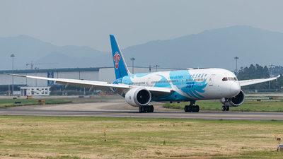 B-1167 - Boeing 787-9 Dreamliner - China Southern Airlines