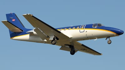 OE-GLG - Cessna 550B Citation Bravo - Airlink