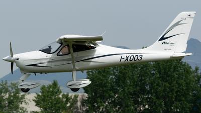 I-X003 - Tecnam P92 Echo MkII - Costruzioni Aeronautiche Tecnam